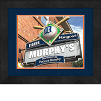 Detroit Tigers Personalized Pub Room Sign