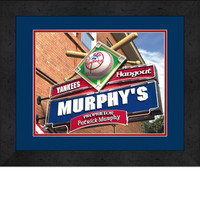 New York Yankees Personalized Pub Room Sign