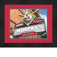 St. Louis Cardinals Personalized Pub Room Sign