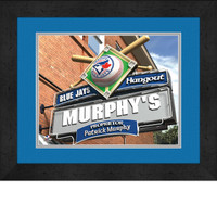 Toronto Blue Jays Personalized Pub Room Sign