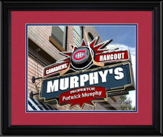 Montreal Canadiens Personalized Pub Room Sign