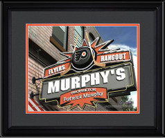 Philadelphia Flyers Personalized Pub Room Sign