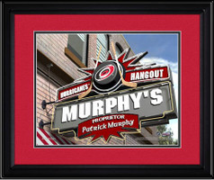 Carolina Hurricanes Personalized Pub Room Sign