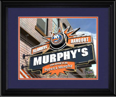 New York Islanders Personalized Pub Room Sign
