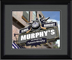Los Angeles Kings Personalized Pub Room Sign