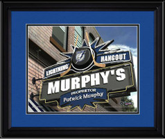 Tampa Bay Lightning Personalized Pub Room Sign