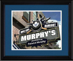 Toronto Maple Leafs Personalized Pub Room Sign