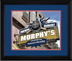 Florida Panthers Personalized Pub Room Sign