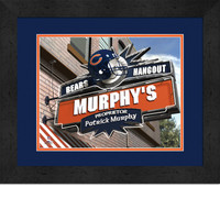 Chicago Bears Personalized Pub Room Sign
