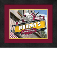 Arizona Cardinals Personalized Pub Room Sign