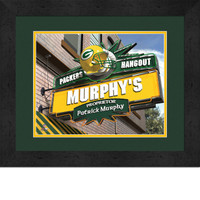 Green Bay Packers Personalized Pub Room Sign