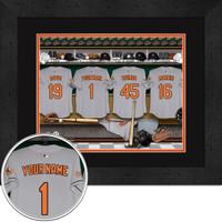 Baltimore Orioles Personalized Locker Room Print