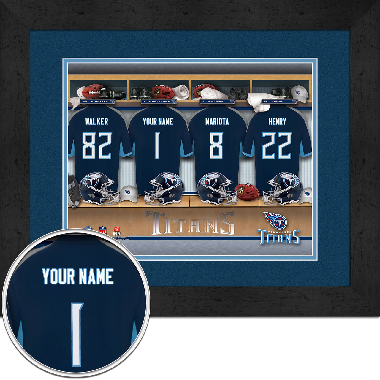 personalized titans jersey