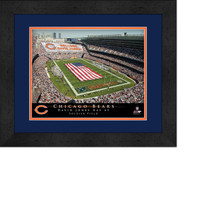Chicago Bears Personalized Stadium Sign Your Day at Soldier Field