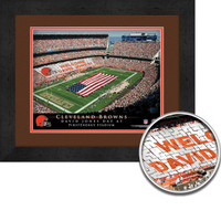 Cleveland Browns Stadium Sign Your Day at FirstEnergy Stadium
