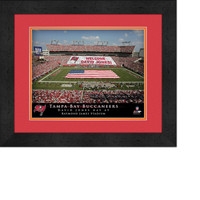 Buccaneers Your Day at Raymond James Stadium Poster