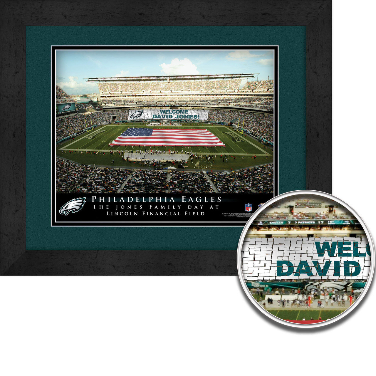 release date: 2dc70 d7120 Philadelphia Eagles Stadium Sign Your Day at Lincoln Financial Field