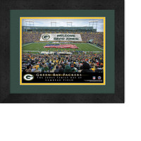 Green Bay Packers Personalized Stadium Sign Your Day at Lambeau Field