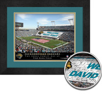 Jaguars Personalized Your Day at TIAA Bank Field