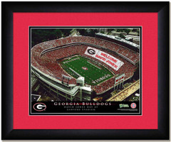 Georgia Personalized Stadium Sign Your Day at Sanford Stadium