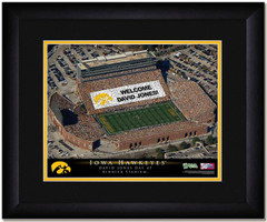 Iowa Hawkeyes Stadium Sign Your Day at Kinnick Stadium