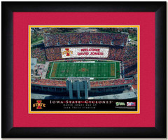 Iowa State Stadium Sign Your Day at Jack Trice Stadium