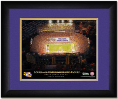 LSU Tigers Personalized Stadium Sign Your Day at Tiger Stadium