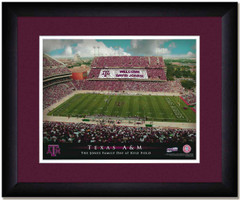 Texas A and M Personalized Stadium Sign Your Day at Kyle Field
