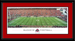 Ohio State Framed Poster Buckeye Football Since 1890