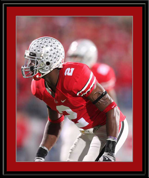Malcolm Jenkins Ohio State Player Photo