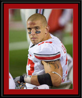 James Laurinaitis Ohio State Player Photo