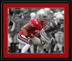 Ohio State Football Photo James Laurinaitis