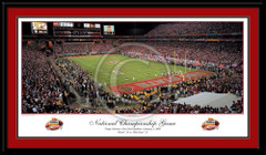 The Last Stance Ohio State 2002 Championship Poster