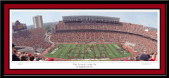 Ohio State The Legacy Lives On Panoramic Poster