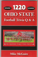 Ohio State 1220 Football Trivia Q & A Book
