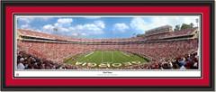 Georgia Bulldogs Sanford Stadium Framed Panoramic Poster
