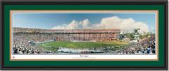 Miami Hurricanes Orange Bowl Stadium Panoramic Poster The Canes