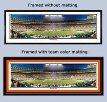 Tennessee Vols Neyland Stadium 34 Yard Line Panoramic Poster
