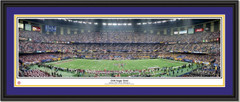 Louisiana State Panoramic Poster 2004 Nokia Sugar Bowl