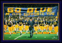 Those Who Stay Will Be Champions Michigan Picture