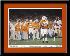 Championship Destiny University of Tennessee Print