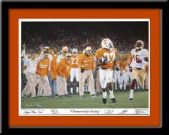 Championship Destiny University of Tennessee Print