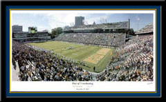 Day of Wreckoning Georgia Tech Football Panoramic Poster