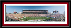 Alabama Bryant Denny Stadium 41 Yard Line Panoramic Poster