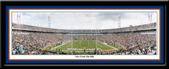 Scott Stadium Panoramic Poster Virginia View from the Hill