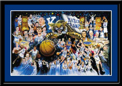 Kentucky The Winning Wildcats Limited Edition Print