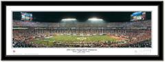 Penn State Nittany Lions Panoramic Poster 2006 Orange Bowl