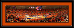 Illinois Basketball Paint the Hall Orange Photo