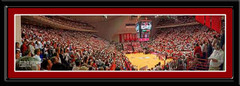 Indiana Basketball Assembly Hall Panoramic Poster
