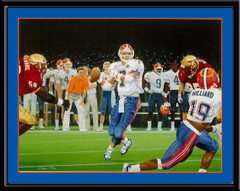 Florida Gators Destined to be Champions Framed Poster